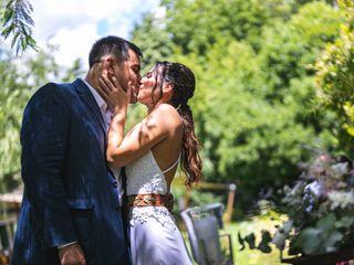 El casamiento de Micaela y Nelson