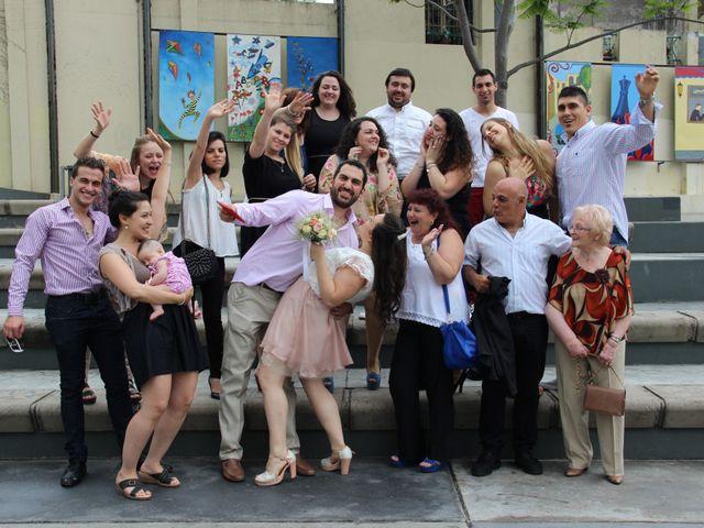 El casamiento de Pablo y Gianni en Caballito, Capital Federal 1