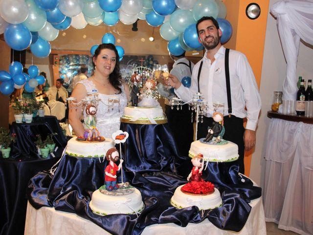 El casamiento de Pablo y Gianni en Caballito, Capital Federal 107