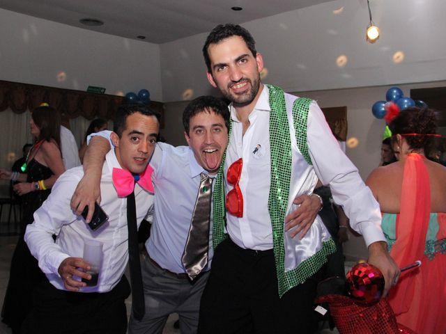 El casamiento de Pablo y Gianni en Caballito, Capital Federal 114