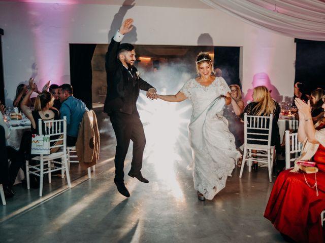 El casamiento de Tatiana y Ivan