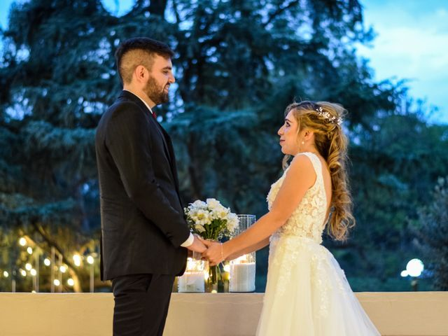 El casamiento de Cristal y Alejandro