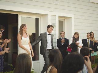 El casamiento de Carolina y Gustavo