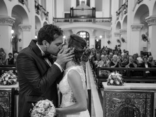 El casamiento de Sofía y José Luis