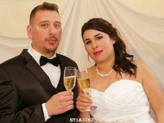 El casamiento de Gisela y Walter