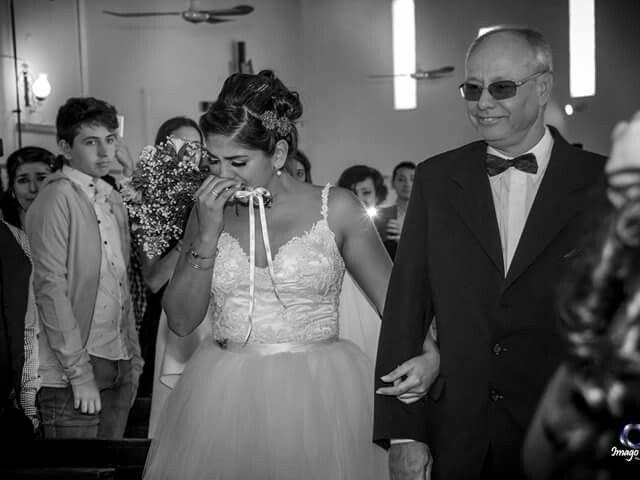 El casamiento de Cristian y Caterine en General Roca, Río Negro 1