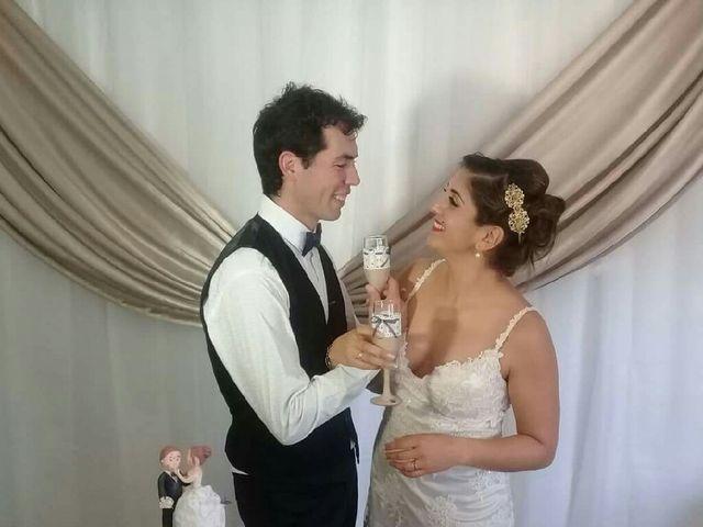 El casamiento de Caterine y Cristian