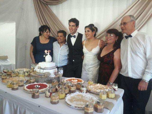 El casamiento de Cristian y Caterine en General Roca, Río Negro 12