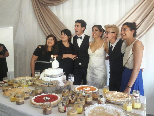 El casamiento de Cristian y Caterine en General Roca, Río Negro 13