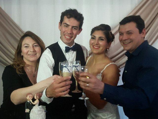 El casamiento de Cristian y Caterine en General Roca, Río Negro 14