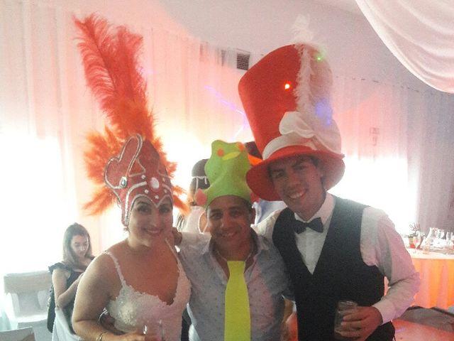 El casamiento de Cristian y Caterine en General Roca, Río Negro 16