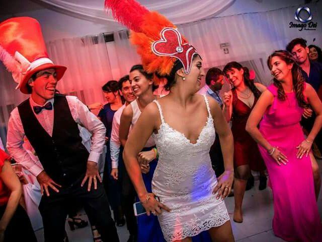 El casamiento de Cristian y Caterine en General Roca, Río Negro 17