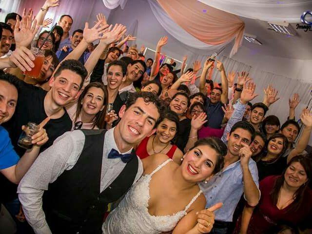 El casamiento de Cristian y Caterine en General Roca, Río Negro 18