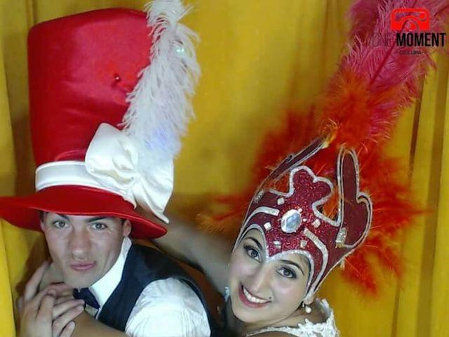 El casamiento de Cristian y Caterine en General Roca, Río Negro 19