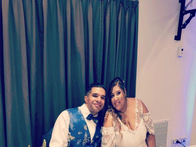 El casamiento de Tamara  y Hernan