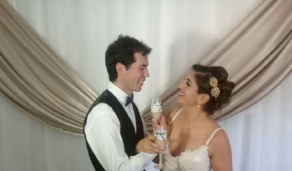 El casamiento de Cristian y Caterine en General Roca, Río Negro