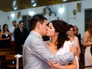El casamiento de Julieta y Carlos