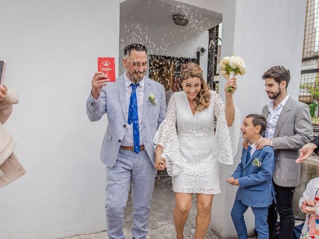 El casamiento de Teresa y Gerardo