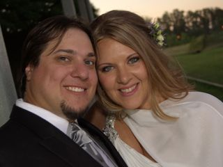 El casamiento de Mel y Martin