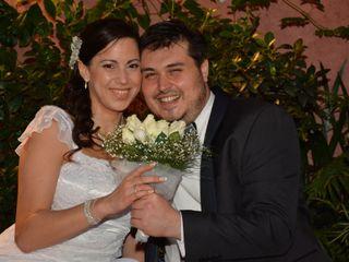 El casamiento de María y Guillermo