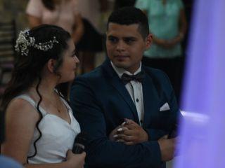 El casamiento de Cesia y Ivan