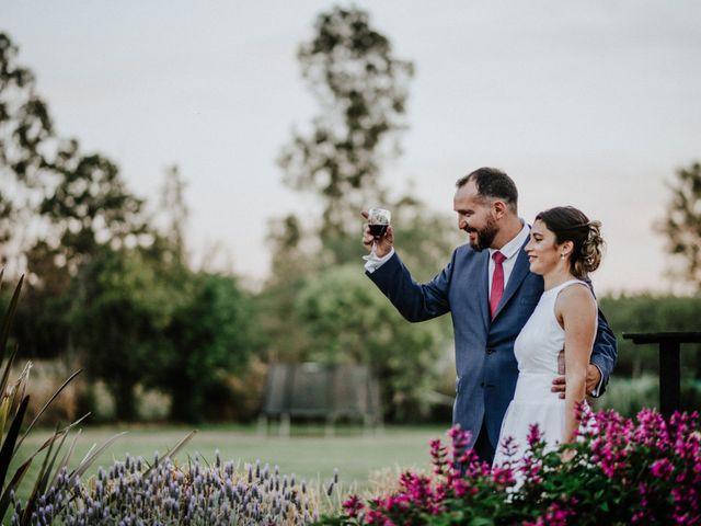 El casamiento de Gretel y Gonzalo