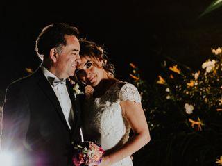 El casamiento de Silvina y Guillermo