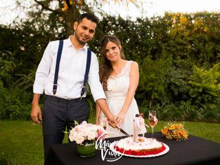 El casamiento de Agustina y Job