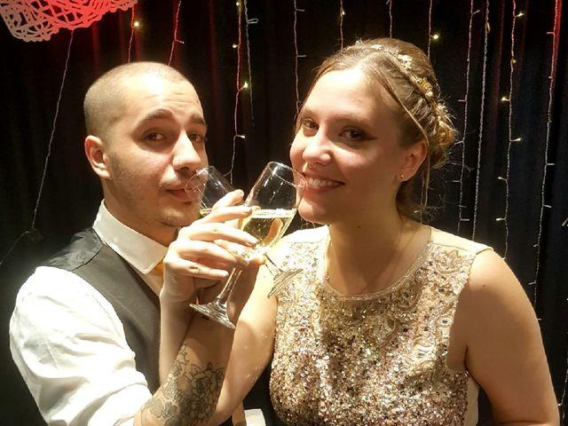 El casamiento de Nina y Martín