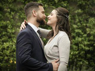 El casamiento de Silvana y Diego