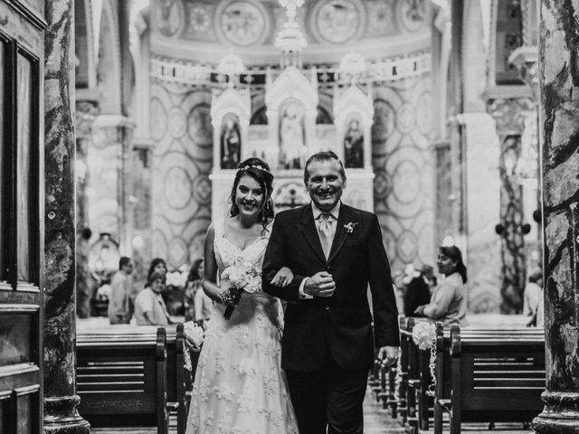 El casamiento de Natalia y Federico