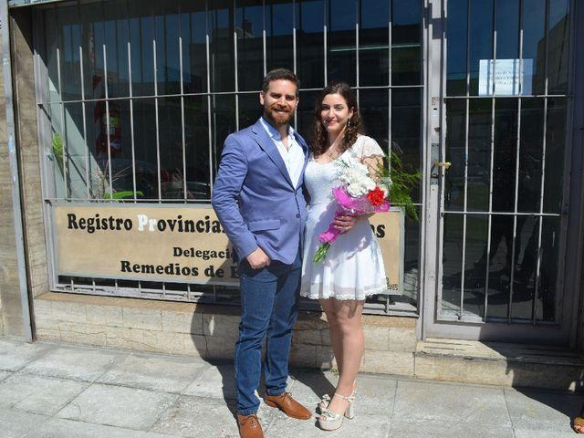 El casamiento de Diego y Silvana en Adrogué, Buenos Aires 1
