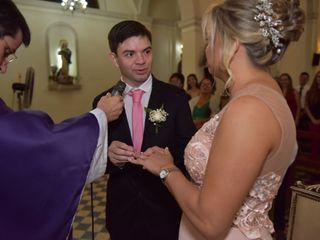 El casamiento de Tania y Claudio 1