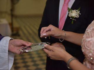 El casamiento de Tania y Claudio 2