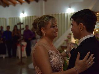 El casamiento de Tania y Claudio