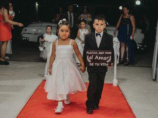El casamiento de Nicolás  y Natalia 1
