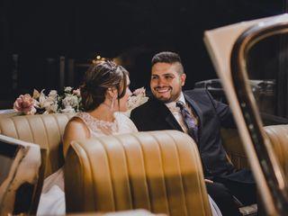 El casamiento de Nicolás  y Natalia