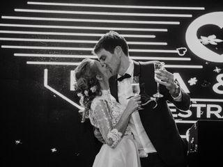 El casamiento de Paola y Juan