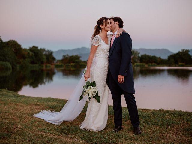 El casamiento de Manu y Guille