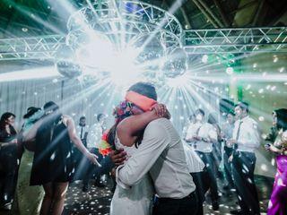 El casamiento de Natalia y Pablo