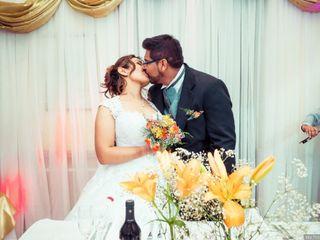 El casamiento de Dario  y Daniela
