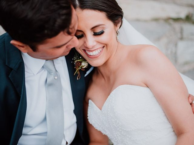 El casamiento de Jime y Sergio