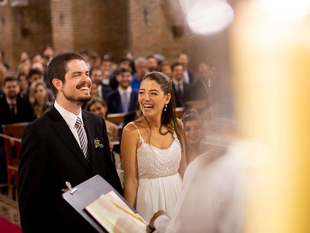 El casamiento de Lucía y Santiago