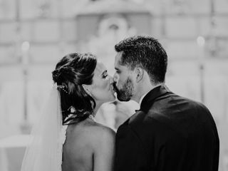 El casamiento de Lis y Gabriel