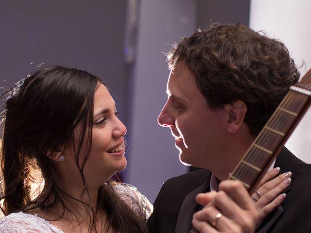 El casamiento de Ornella y Martín