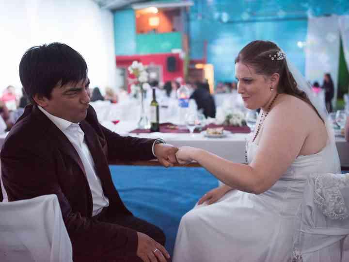 El casamiento de Gabriela y Marcos