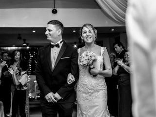 El casamiento de Meli y Mariano