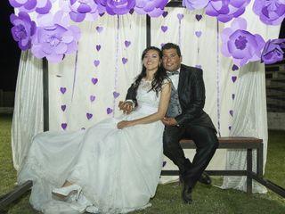 El casamiento de Laura y Matías