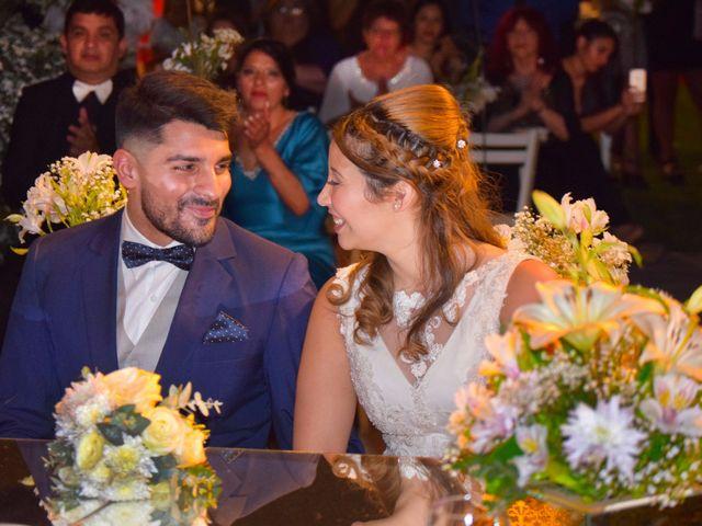 El casamiento de Carla y Mauricio