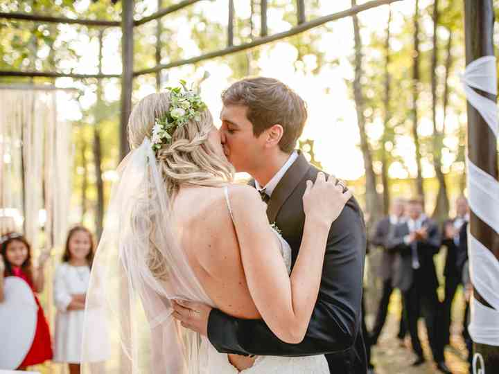 El casamiento de Ceci y Marce